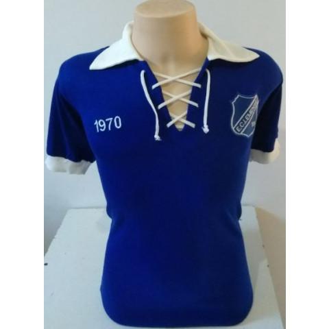 Camisa Retrô do Lemense - Confecção em até 18 dias úteis.