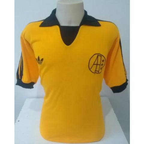 Camisa Retrô do Associação Desportiva Independente (Macaé) - Confecção em até 18 dias úteis.