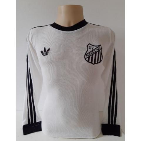 Camisa Retrô do XV de Novembro de Piracicaba - Confecção em até 18 dias úteis.