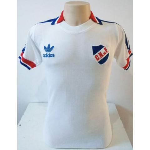Camisa retrô do Nacional do Uruguai - Confecção em até 18 dias uteis