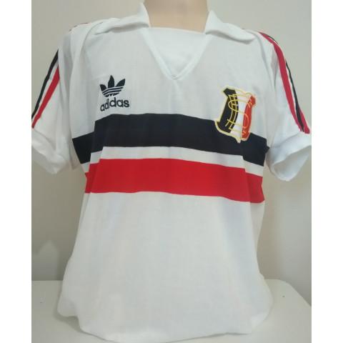 Camisa Retrô do Santa Cruz anos 80 - Confecção em até 18 dias úteis.