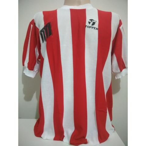 Camisa Retrô do Estudiantes de La Plata 1983 - Confecção em até 18 dias úteis.