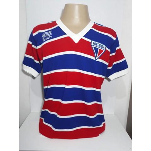 Camisa retrô do Fortaleza  1982 Penalty - Confecção em até 18 dias