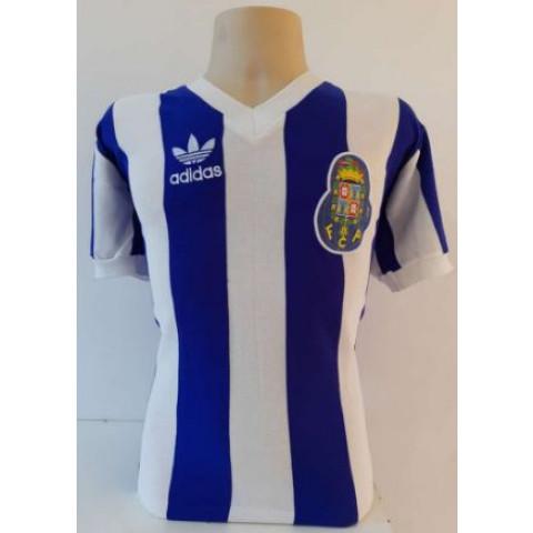 Camisa Retrô do Porto 1988-1989 - Confecção em até 18 dias úteis.