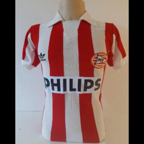 Camisa Retrô do PSV PHILIPS - Confecção em até 18 dias úteis.