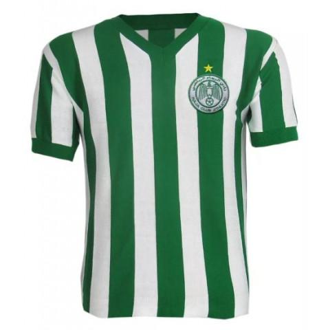 Camisa Retrô do Raja Club Athletic (casablanca) - Confecção em até 18 dias úteis.