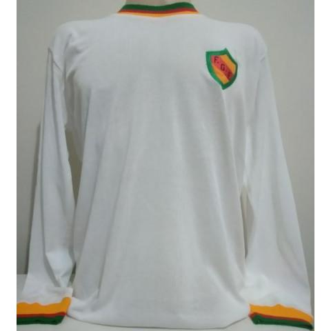 Camisa Retrô da Seleção Gaúcha - Confecção em até 18 dias úteis.