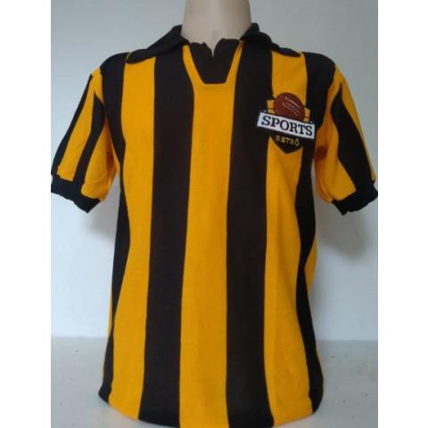 Camisa Retrô da Sports Retrô - Confecção em até 18 dias úteis.