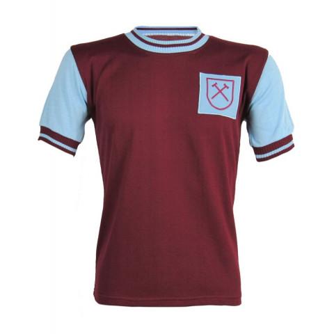 Camisa Retrô do West Ham 1958 - Confecção em até 18 dias úteis.