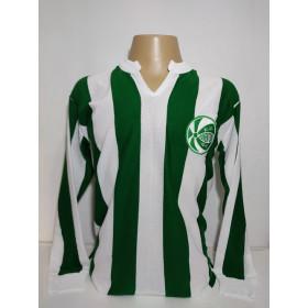 Camisa retrô do Juventude 1980 Manga Longa - Confecção em até 18 dias úteis.