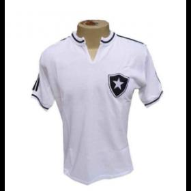 Botafogo 1970 Branca - Confecção em até 18 dias