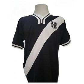 Camisa retrô da Ponte Preta 1977 - Confecção em até 18 dias