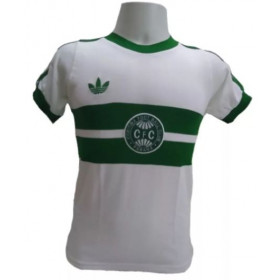 Camisa Retrô do Coritiba 1980 - Confecção em até 18 dias úteis.
