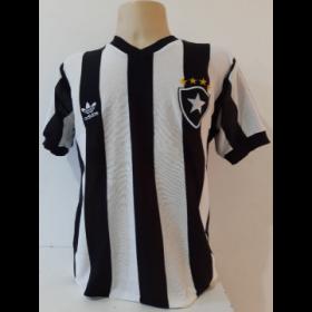 Botafogo 1980 Listrada- Confecção em até 18 dias