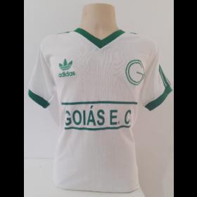 Camisa retrô do Goiás 1980 Branca - Confecção em até 18 dias úteis.