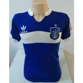 Camisa Retrô do Olaria 1983 Azul - Confecção em até 18 dias úteis.