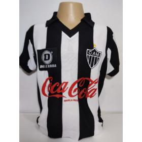 Camisa retrô do Atlético Mineiro 1991 - Confecção em até 18 dias