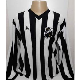 Camisa Retrô do ABC F.C Listrada manga longa - Confecção em até 18 dias úteis.