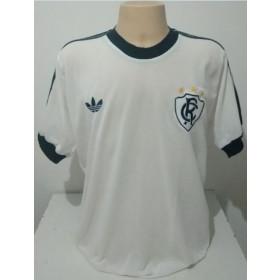 Camisa Retrô do Remo branca - Confecção em até 18 dias úteis.