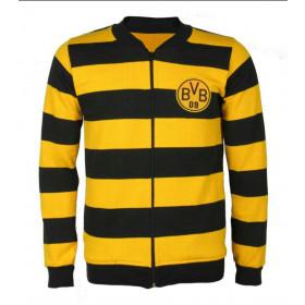 Agasalho Retrô Borussia Dortmund - Confecção em até 18 dias úteis.