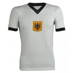 Camisa Retrô da Seleção da Alemanha anos 70 - Confecção em até 18 dias úteis.