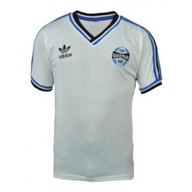Camisa retrô do Grêmio 1983 Branca - Confecção em até 18 dias uteis