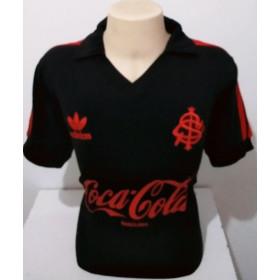 Camisa Retrô Internacional Preta Coca Cola - Confecção em até 18 dias.