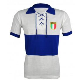 Camisa Retrô da Seleção da Itália de cordinha - Confecção em até 18 dias úteis