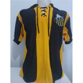Camisa Retrô do Grêmio Novorizontino - Confecção em até 18 dias úteis.