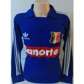 Camisa Retrô do Santa Cruz Azul de goleiro - Confecção em até 18 dias úteis.