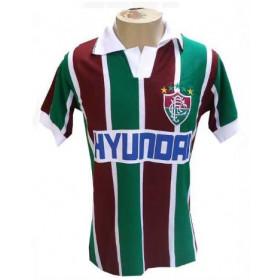 Camisa Retrô do Fluminense Hyundai - Confecção em até 18 dias úteis.