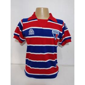 Camisa retrô do Fortaleza 1990 - Confecão em até 18 dias