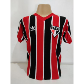 Camisa retrô do São Paulo 1980 - Confecçâo em até 18 dias