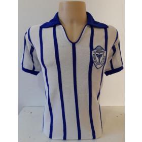 Camisa Retrô do Criciúma (Comerciario) Listrada- Confecção em até 18 dias úteis.