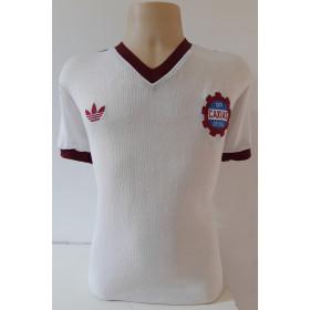 Camisa Retrô do Caxias branca adidas- Confecção em até 18 dias úteis.