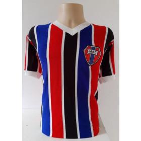 Camisa Retrô do Maranhão Atlético Clube - Confecção em até 18 dias úteis.