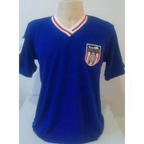 Camisa Retrô do Sunderland- Confecção em até 18 dias úteis.