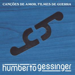 LP Vinil Humberto Gessinger - Canções de Amor, Filmes de Guerra - c/ autógrafo personalizado