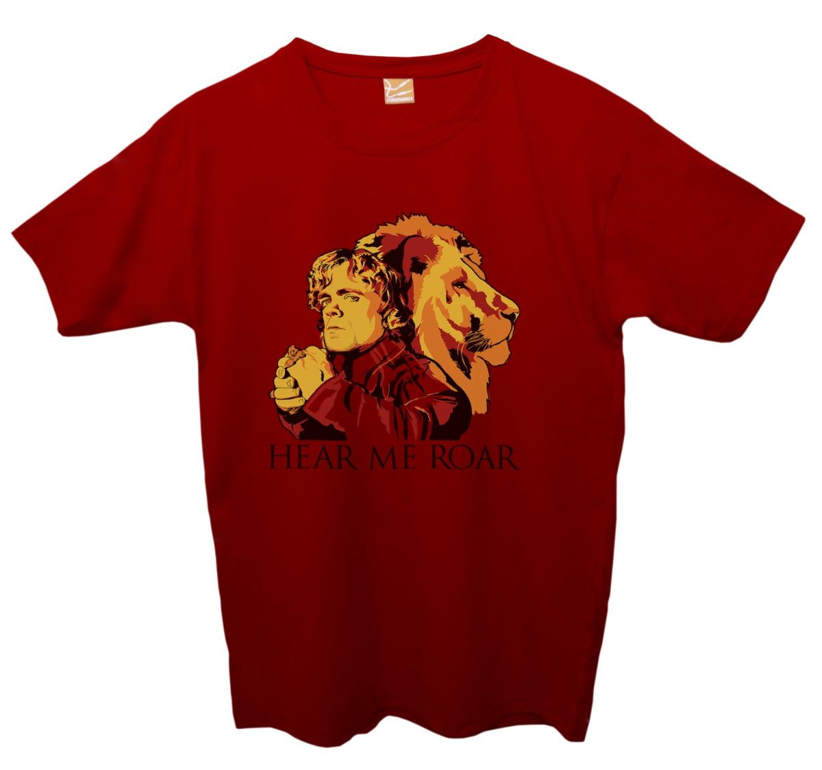 Camiseta Game of Thrones - Lannister