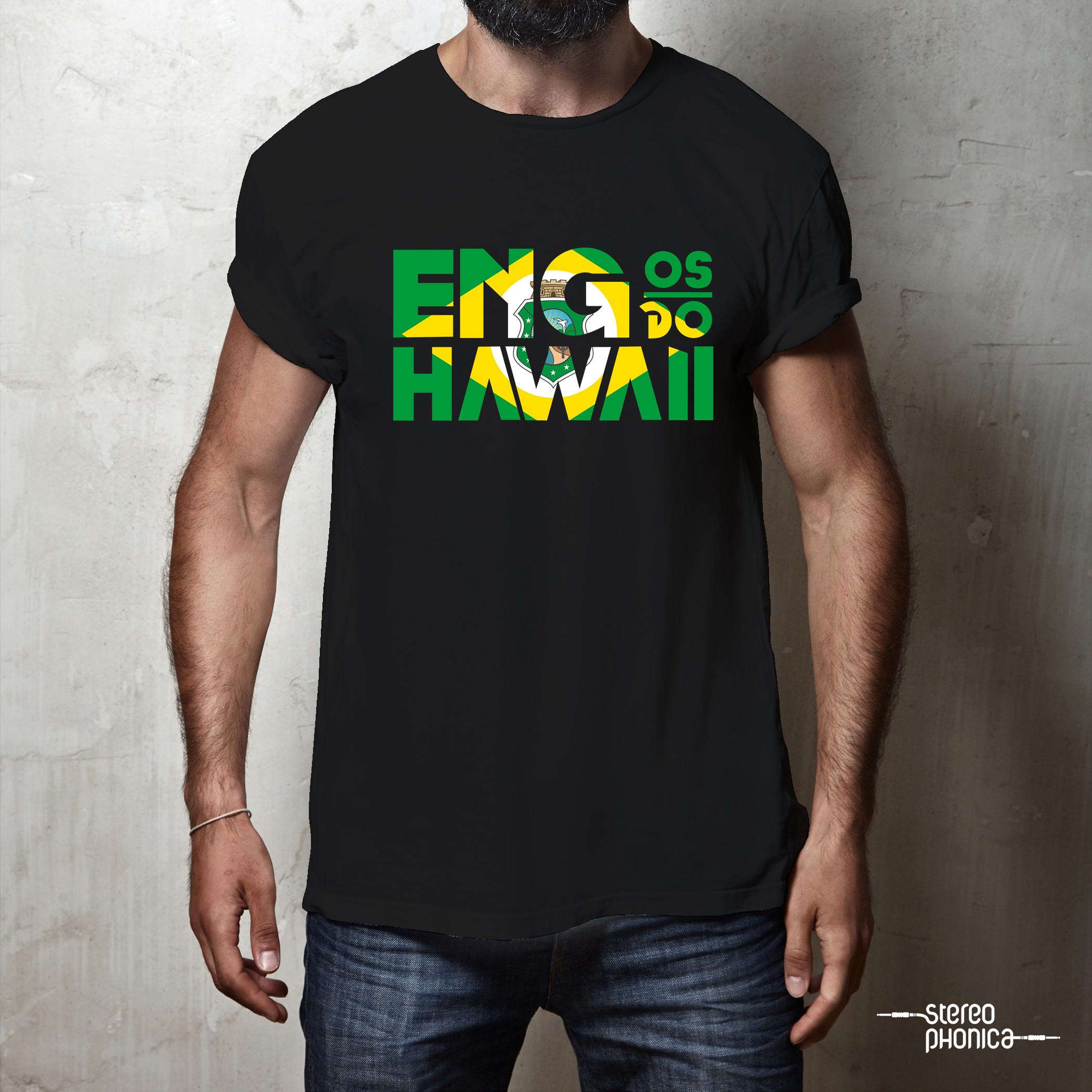 Camiseta Engenheiros do Hawaii - Ceará