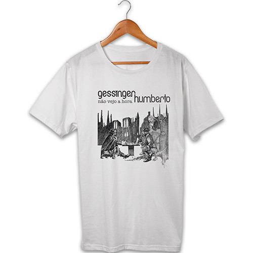 Camiseta Não Vejo a Hora de Jogar