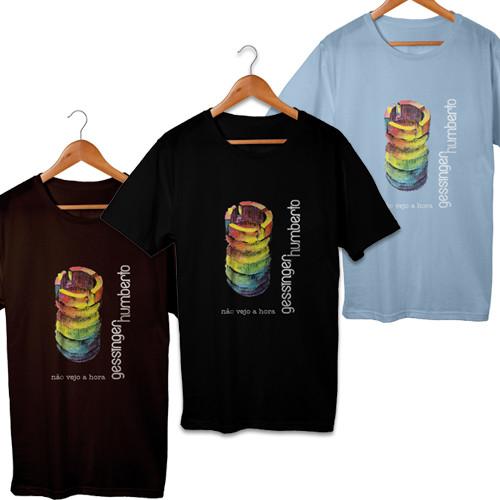 Camiseta Não Vejo a Hora - Torre