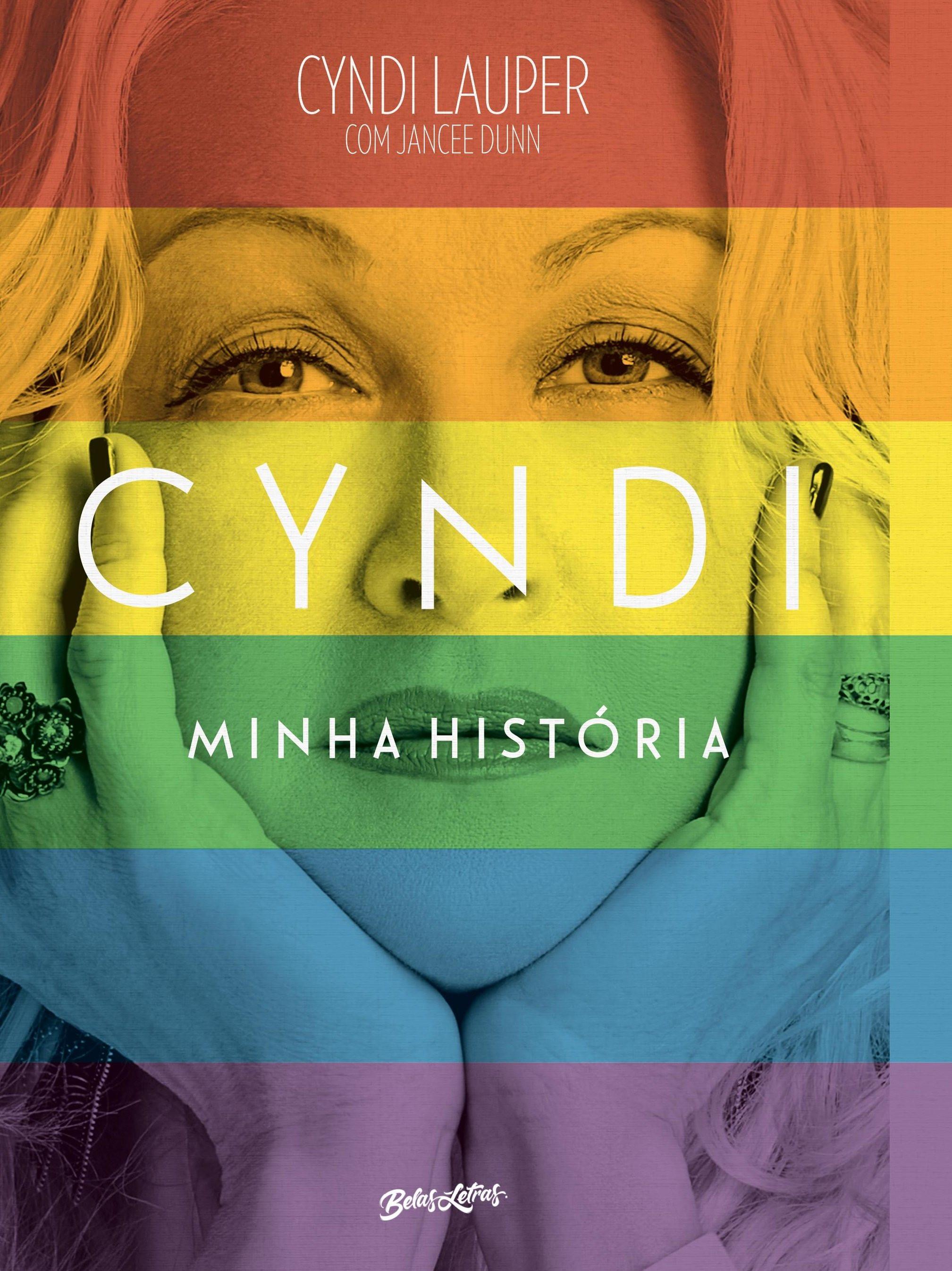 CYNDI: MINHA HISTÓRIA - CYNDI LAUPER