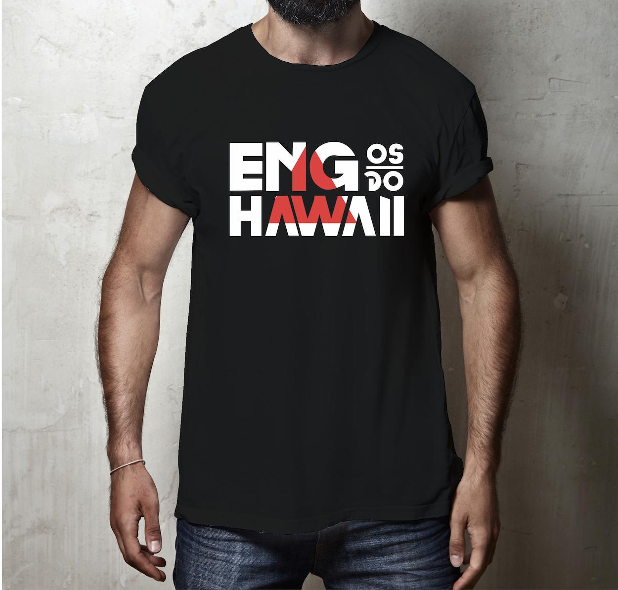 Camiseta Engenheiros do Hawaii - Minas (ENVIO EM ATÉ 5 DIAS UTEIS)