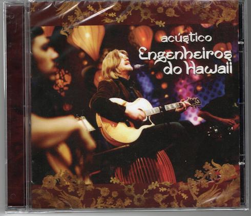 CD ACUSTICO MTV ENGENHEIROS DO HAWAII