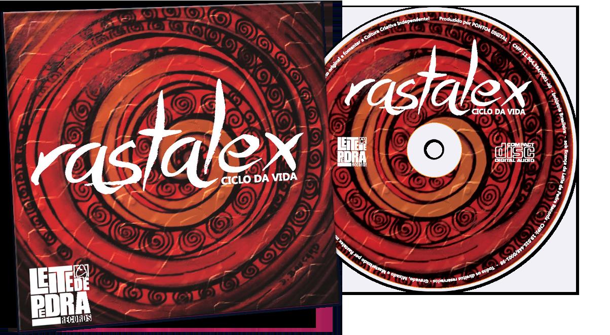 CD Rastalex - Ciclo da Vida  [Envio Imediato]