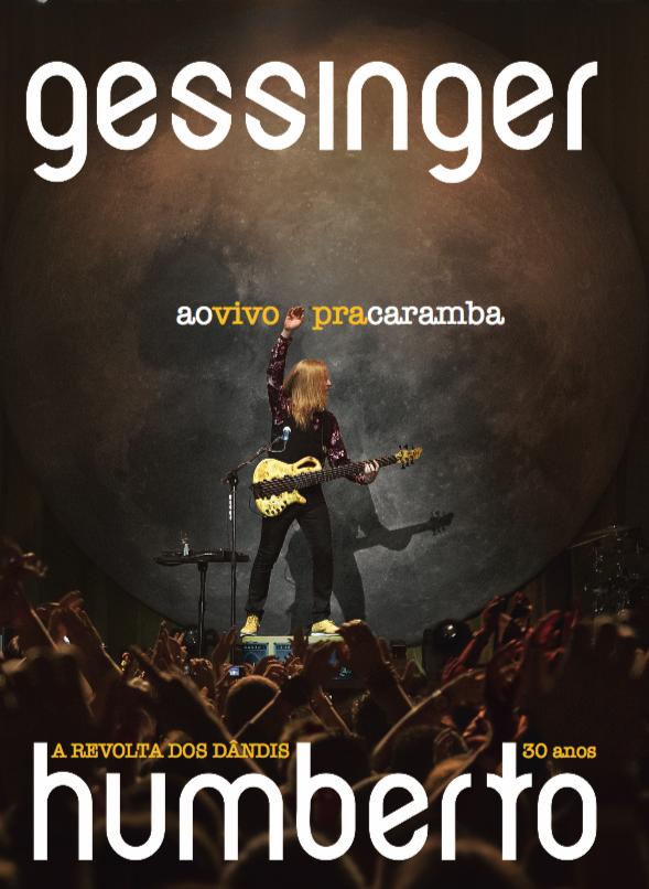 DVD + CD AO VIVO PRA CARAMBA - Sem Autógrafo