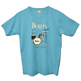 Camiseta Beatles Instruments - Ringo Starr