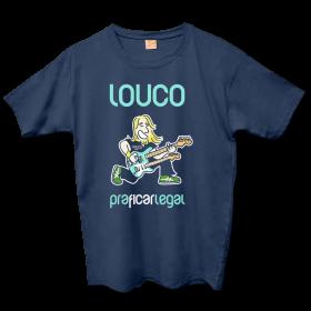 Camiseta HG - Louco Pra Ficar Legal - Ilustração
