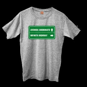Camiseta Humberto Gessinger - Avenida Anonimato